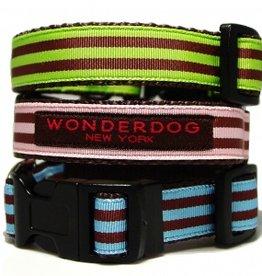 """Wonderdog NY Wonderdog New York Hampton Dog Collar, 3/4"""", XS"""