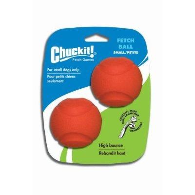 Chuckit! Fetch Ball Small 2pk