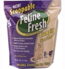 Feline Fresh Clumping Pine Litter 2.7kg