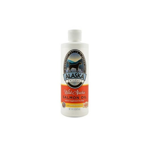 Alaska Naturals Salmon Oil for Cats 4oz