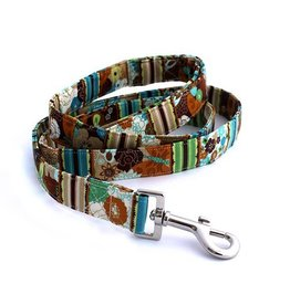 "Bow Wow Couture Bow Wow Couture Junebug in Blue Lead 3/4"" x 5'"