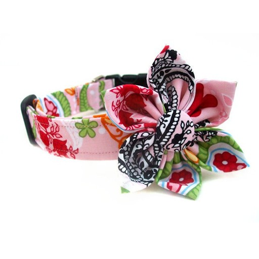 Bow Wow Couture Bow Wow Couture Sassy Pink Flower