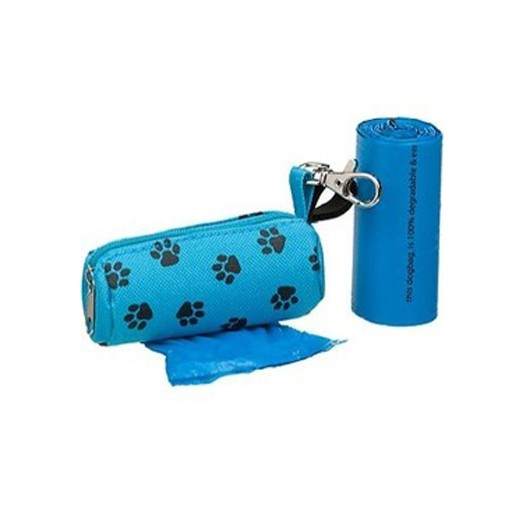 Doggie Walk Duffel Bag Dispenser Colour Block