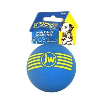 JW JW Pet i-Squeak Ball M