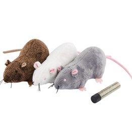 Petlinks Petlinks Lil' Creepers Refillable Catnip Toys 3pk