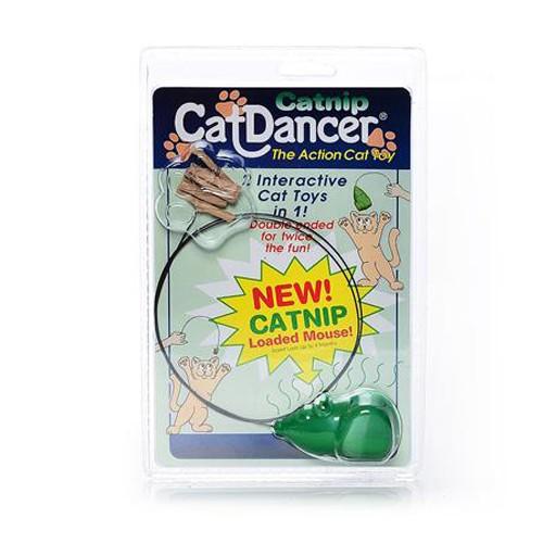 Catnip Cat Dancer Action Toy