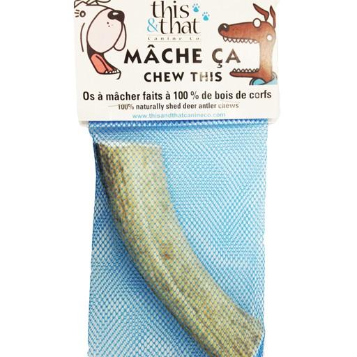 This & That Deer Antler Chews Large
