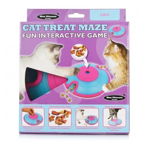 Nina Ottosson Cat Treat Maze