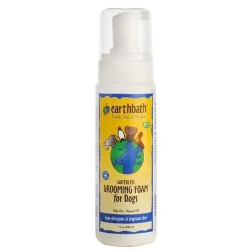 Earthbath Earthbath Hypo-Allergenic Waterless Grooming Foam For Dogs 118mL