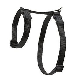 Lupine Pet H Style Cat Harness Black