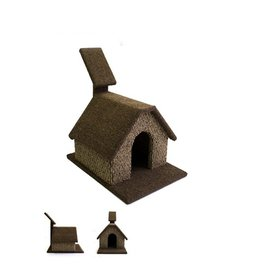 Wonderpet Wonderpet Puppy House with Post