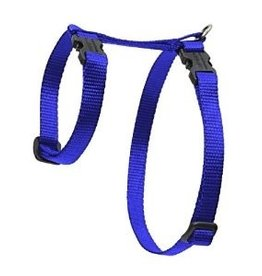 Lupine Pet H Style Cat Harness Blue