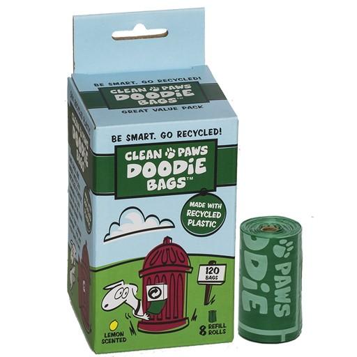 Clean Paws Doodie Bags 120 bags
