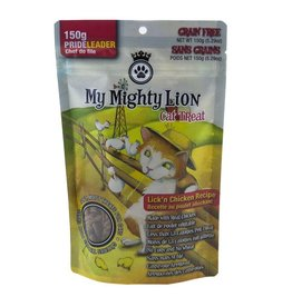 Waggers Waggers My Mighty Lion Chicken Cat Treats 75g
