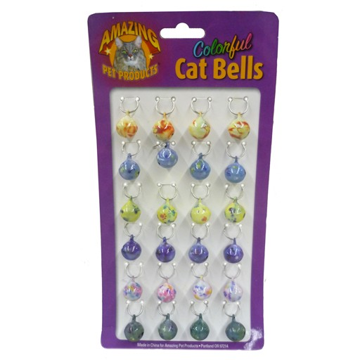 Amazing Pet Products Enamel Finish 14mm Cat Bells