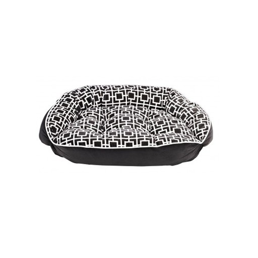 Bowsers Bowsers Crescent Bed Courtyard Grey M