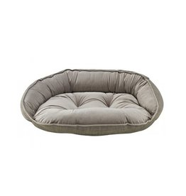 Bowsers Bowsers Crescent Bed Driftwood XL