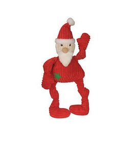Hugglehounds Hugglehound Knotties St. Nick Mini