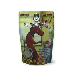 Waggers Waggers My Mighty Wolf Dog Treats Pork 150g