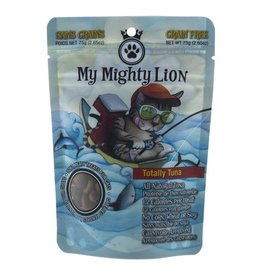 Waggers Waggers My Mighty Lion Tuna Cat Treats 75g