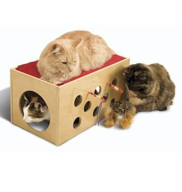 Pioneer Pet Bunk Bed and Play Room