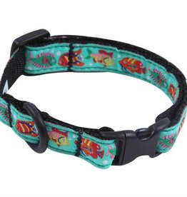RC Pet RC Pet Kitty Breakaway Collar Tropical Fish