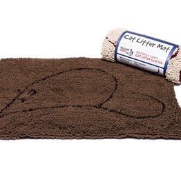 "Dog Gone Smart Dog Gone Smart Cat Litter Mat Khaki 26""x35"""