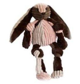 Hugglehounds HuggleHounds Patchie Knotties Bunny