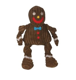 Hugglehounds HuggleHounds Knotties Gingerbread Boy Medium