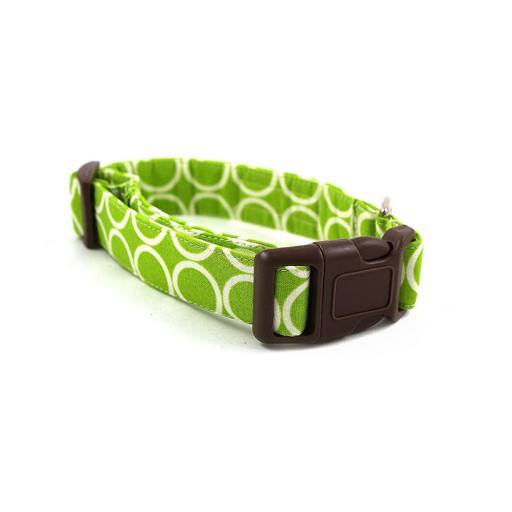 Bow Wow Couture Bow Wow Couture Mod Dog in Lime Collar