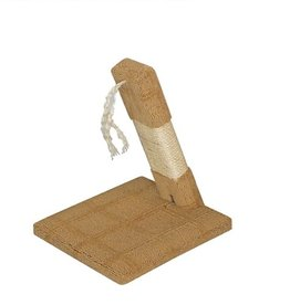Wonderpet Wonderpet Angle Scratch Post w/Sisal