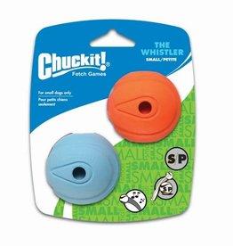 Chuckit! The Whistler Small 2pk