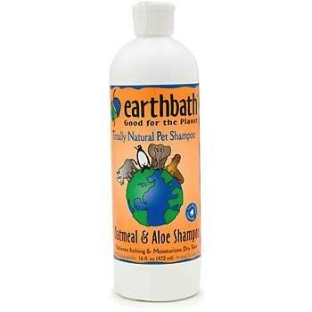 Earthbath Earthbath Oatmeal & Aloe Shampoo 16oz