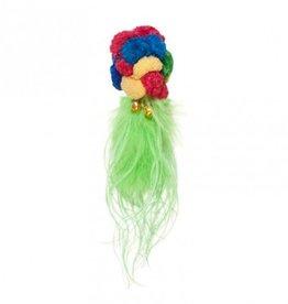 Chomper Kylie Brite Premier Pom Pom Ball Boa Tail