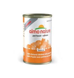 Almo Almo Nature 100% Chicken & Pumpkin in Broth 140g