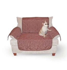 K&H K&H Economy Furniture Chair Cover Chocolate