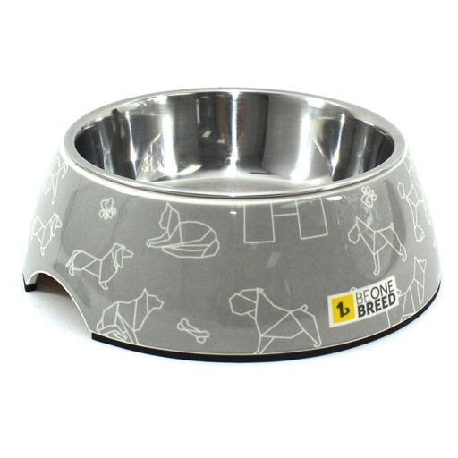 Be One Breed Design Bowl Origami Small 350ml