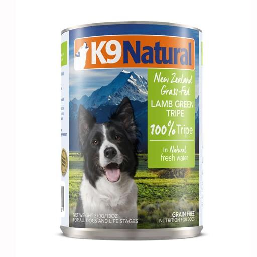 K9 Natural K9 Natural Dog Can Lamb Green Tripe 13oz