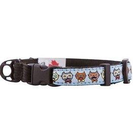 RC Pet RC Pet Kitty Clip Collar Meowstache