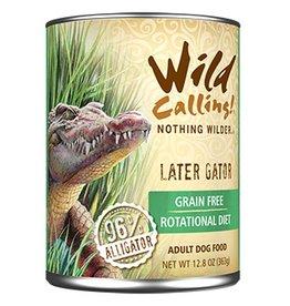 Wild Calling Wild Calling Dog Can Later Gator 96% Alligator 12.8oz