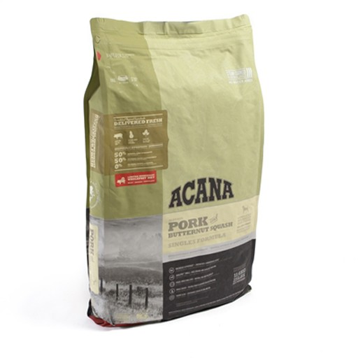 Acana Dog Singles Pork & Squash 11.4kg