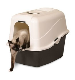 Petmate Petmate Hooded Litter Pan Set Jumbo