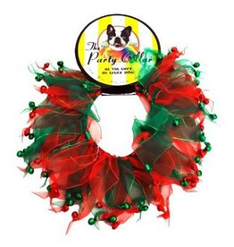 Party Collars Jingle Bells XS