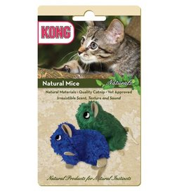 Kong Kong Holiday Cat Naturals Mouse