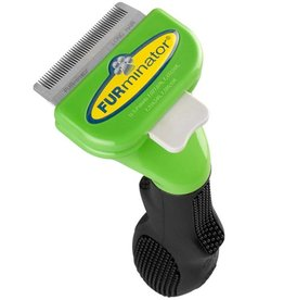 Furminator Furminator Short-Hair deShedding Tool for Small Dogs