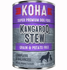 Koha Dog Can Kangaroo Stew 12.7oz