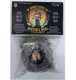 Kooky Kat Catnip Company BC Buddy Buster Buds and Deluxe Grinder Toy 14gm