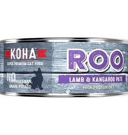 Koha Cat Can Roo Lamb & Kangaroo Pate 5.5oz