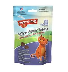 Emerald Pet Products Smart n' Tasty Feline Treat Hairball Formula Chicken 2.5oz