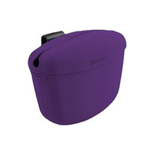 Dexas Pooch Pouch Treat Dispenser Purple